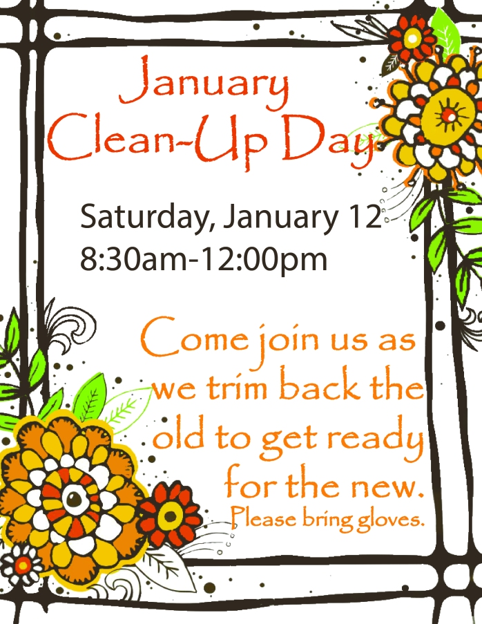 January Clean Up Day-01